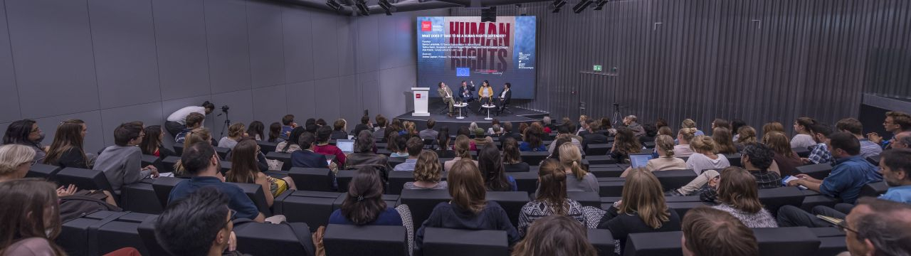 Geneva Academy's event on human rights defenders