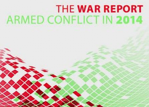 Cover of the War Report 2014