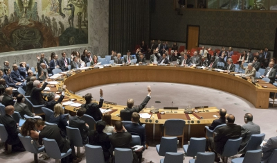 The UN Security Council Authorizes Inspection of Suspected Embargo-Breaking Vessels off Libya's Coast, 14 June 2016