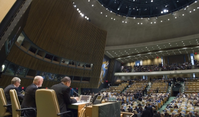 Opening of UN Summit for Refugees and Migrants, 19 September 2016
