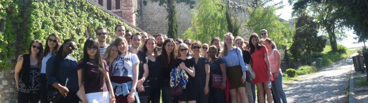 LLM Study Trip 2018 to Belgrade and Kosovo Weekend in Belgrade