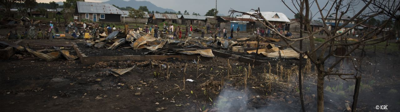 Non International Armed Conflicts in DRC Kivu