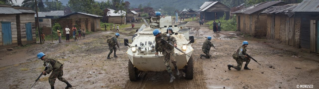 War Report Democratic Republic of the Congo MONUSCO