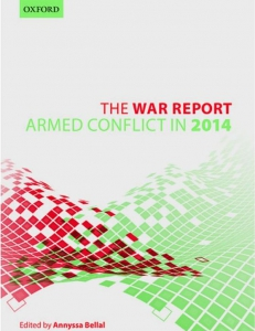 Cover of the book The War Report 2014