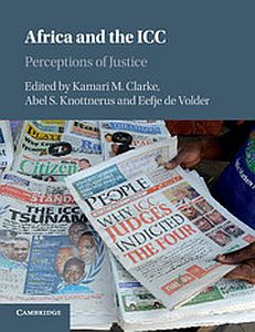 Cover of the book Africa and the ICC: Perceptions of Justice