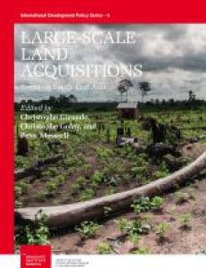 Cover of the book Large-Scale Land Acquisitions. Focus on South-East Asia