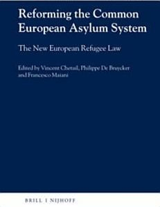 Cover of the book The Common European Asylum System: bric -à-brac or system?