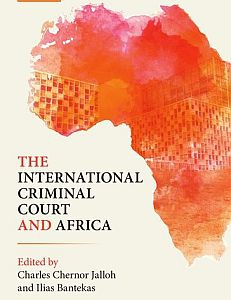 Cover of the book The International Criminal Court