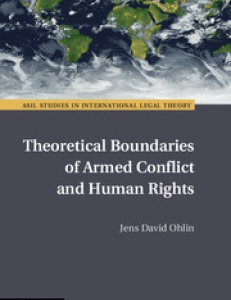 Cover of The Lost Origins of Lex Specialis: Rethinking the Relationship between Human Rights and International Humanitarian Law