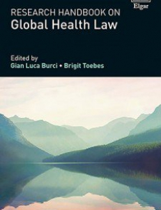Cover page of the Research Handbook on Global Health Law