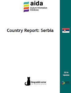 Cover of Country Report - Serbia