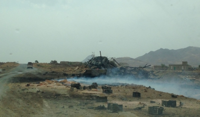 Yemen, Pictures of the situation in the North Yemen where MSF has been assist population who is living under the bombardment of the Saudi coalition.