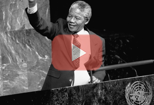Nelson Mandela Human Rights Lecture